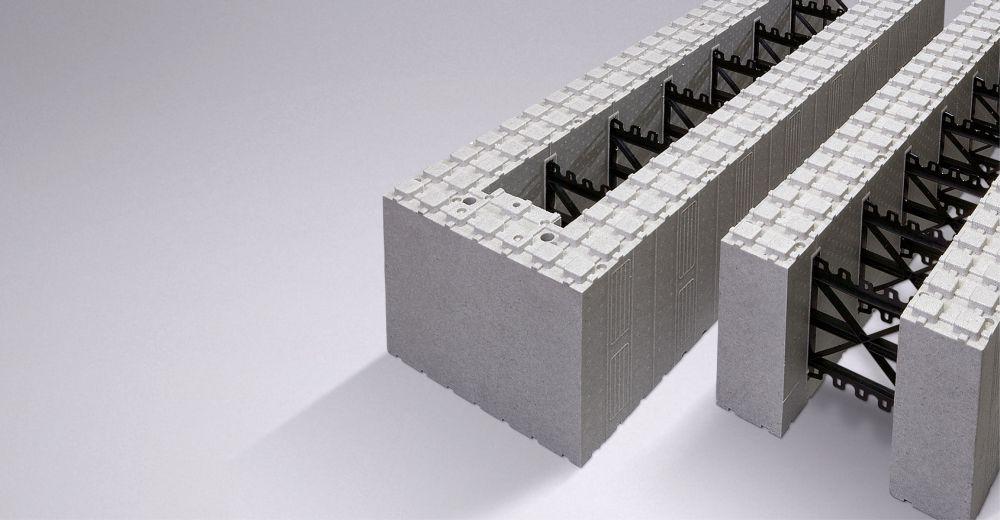 Forskalingsblokk isopor